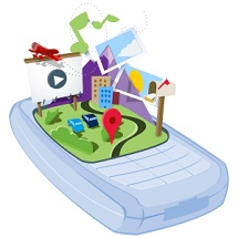 Mobile App market Q1 2013