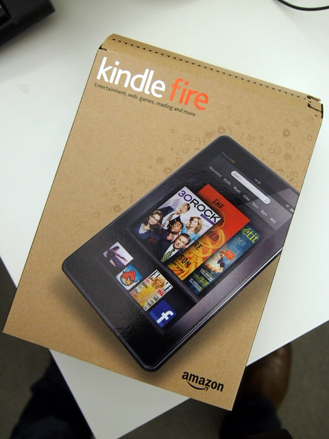Apple Ipad Vs Kindle: Amazon Kindle Fire Vs Apple IPad: Will It Make A Viable