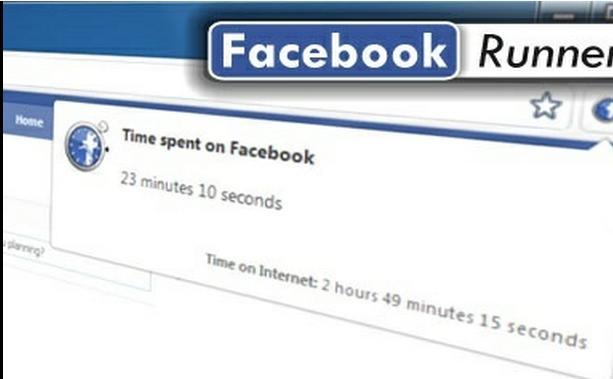 Facebook Runner Google Chrome Plugin