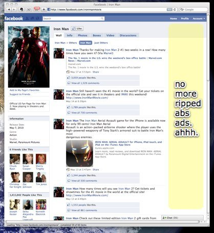 Facebook Ads Blocker Google Chrome Plugin