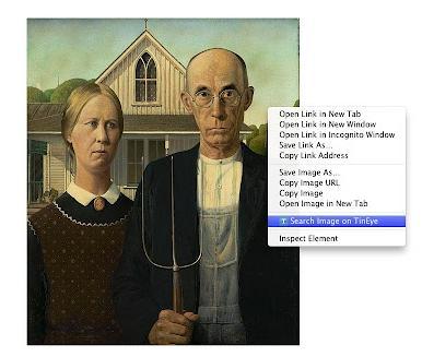 Chrome Web Store - TinEye Reverse Image Search