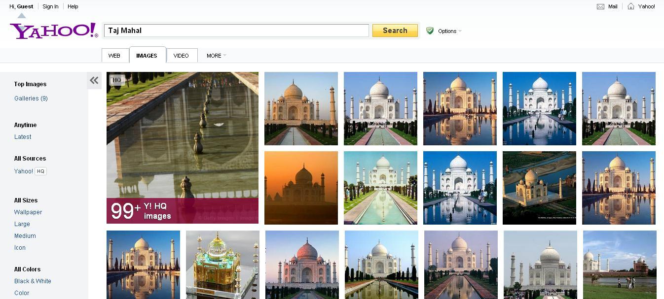 Image Search Results for Taj Mahal