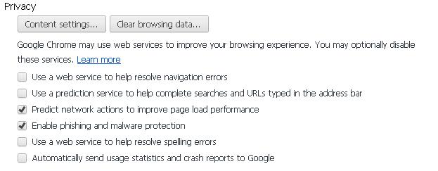 How To Enhance The Performance Of Google Chrome Browser !