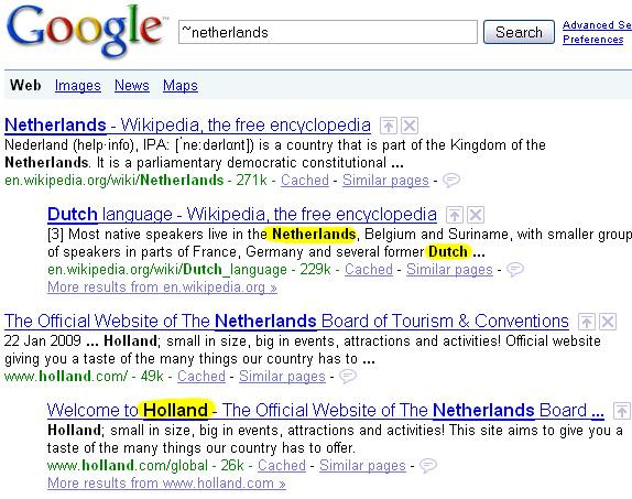 tilde-operator-google