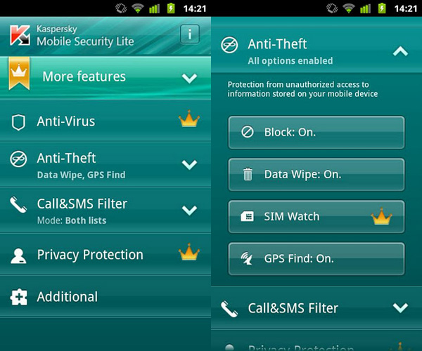 top 5 must apps for android antivirus security