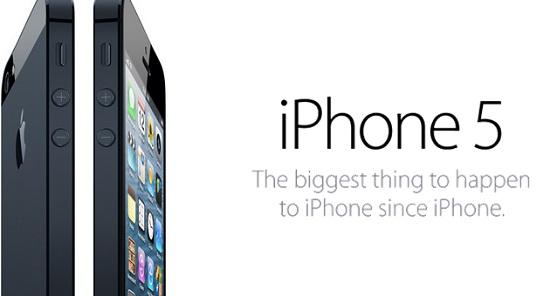 iPhone5 in India
