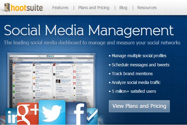 Social Media Marketing tool