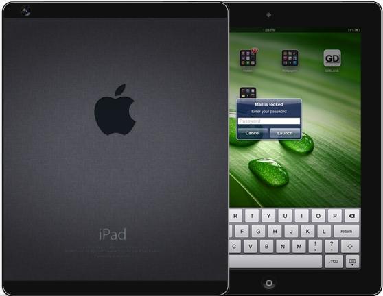 iPad 5 image leaked