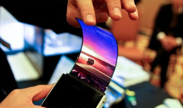 Samsung OLED screen