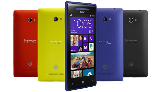 HTC 8X price and specification in India