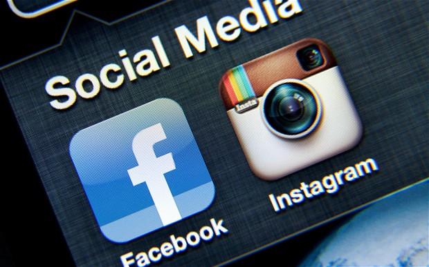 Twitter war with Instagram