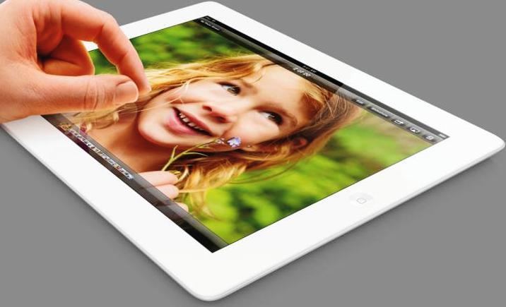 128 GB iPad