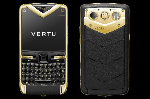 luxury Android smartphone