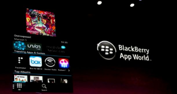 Blackberry world rencontre des problemes de connexion au serveur blackberry world