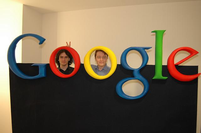 Google+ Navigation