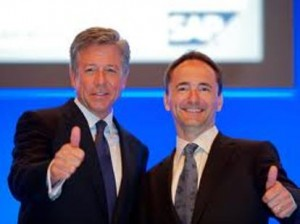 Jim Hagemann Snabe & Bill McDermott