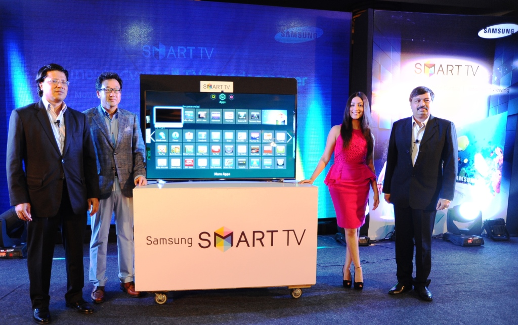 Samsung Smart, UHD and LED TV launch