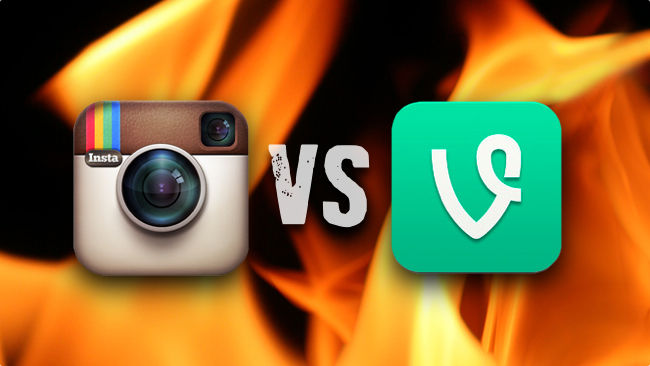 Instagram vs Vine