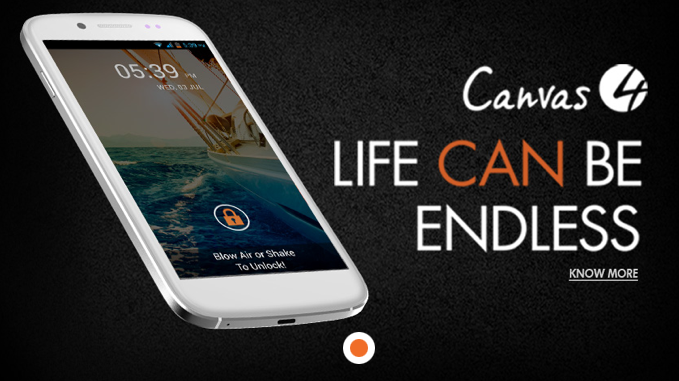 Micromax Canvas 4 Review, Price Specification India