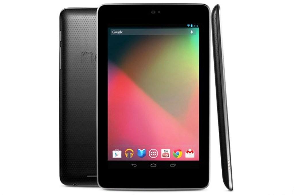 Top 5 Tablets in India: Google Nexus 7