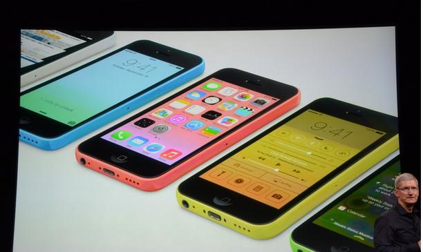 apple iPhone 5c price in india 2014