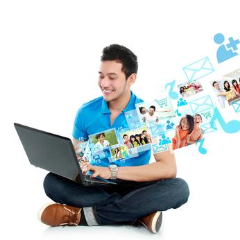Students Use Social Media