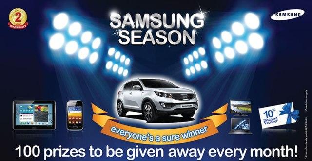 Samsung Marketing Strategy-Sales Promotion