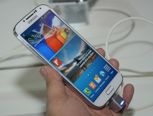 Samsung Smartphones Killer Switch