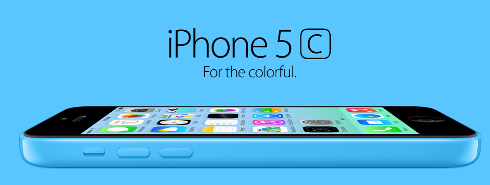 Price of iPhone 5C India