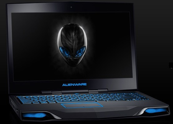 Top 10 Best Gaming Laptops 2013: Dell Alienware