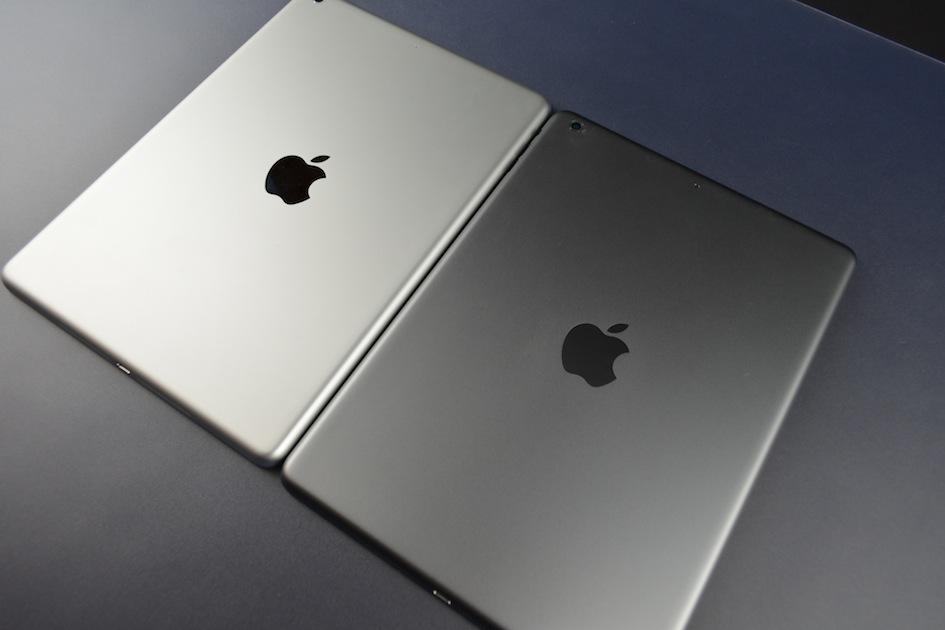 Apple iPad 5 grey leaked image