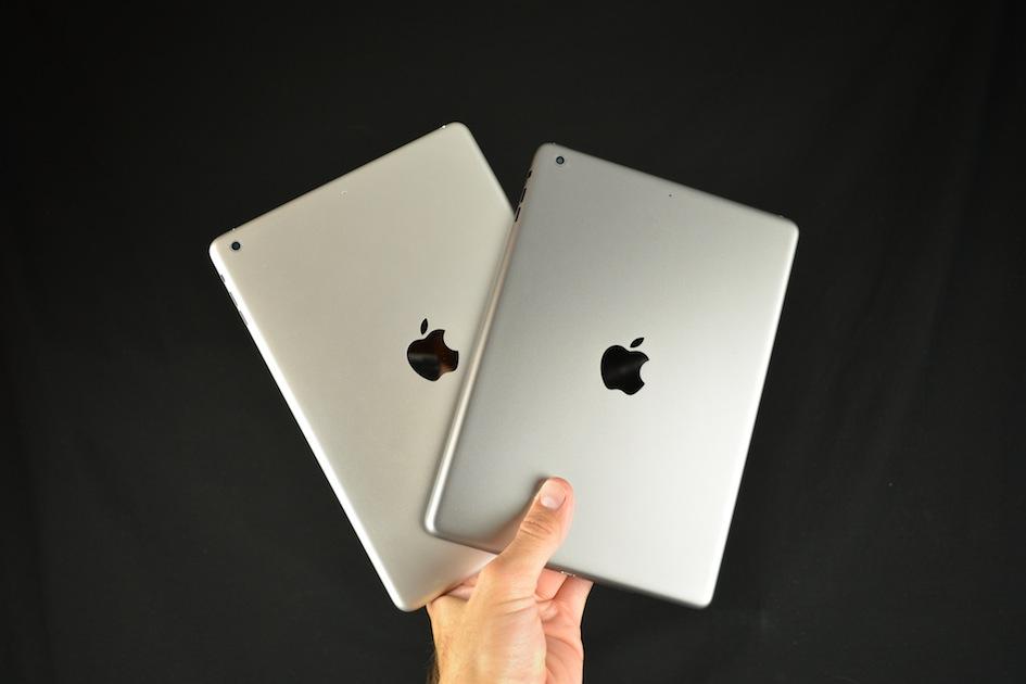Apple iPad 5 back leaked image