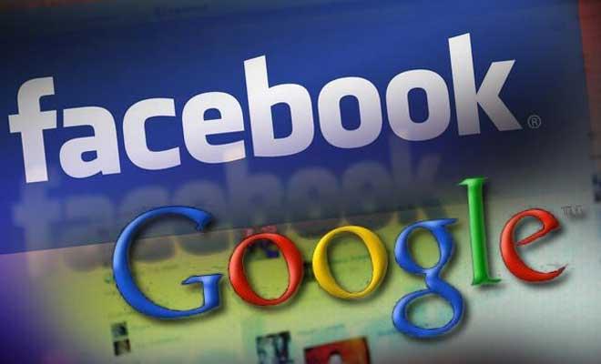 Google Facebook tie up