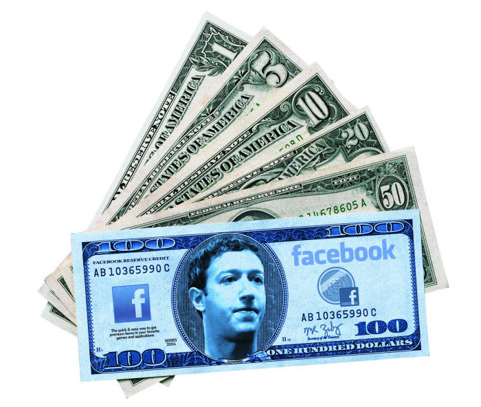 facebook exploding revenue