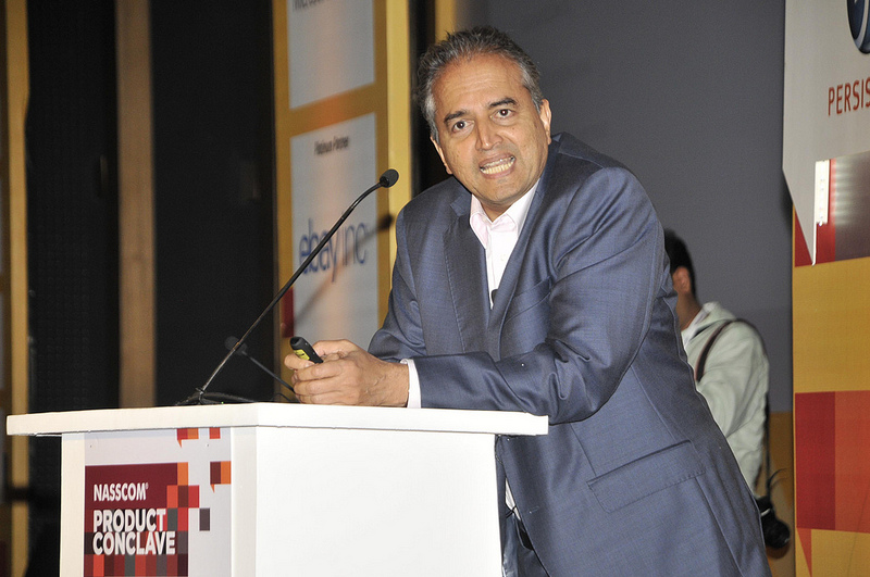 Dr. Devi Shetty at Nasscom Product Conclave 2013