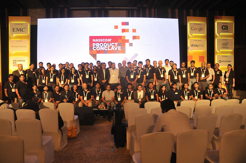 Nasscom Product Conclave 2013