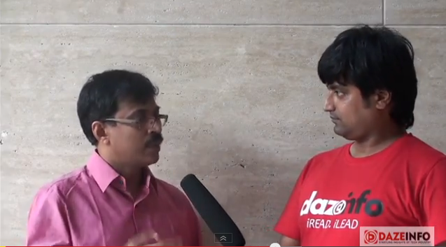 Interview of Mr. Chinnapa - MeraEvents