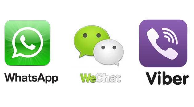 WhatsApp-Vs-Viber-Vs-WeChat