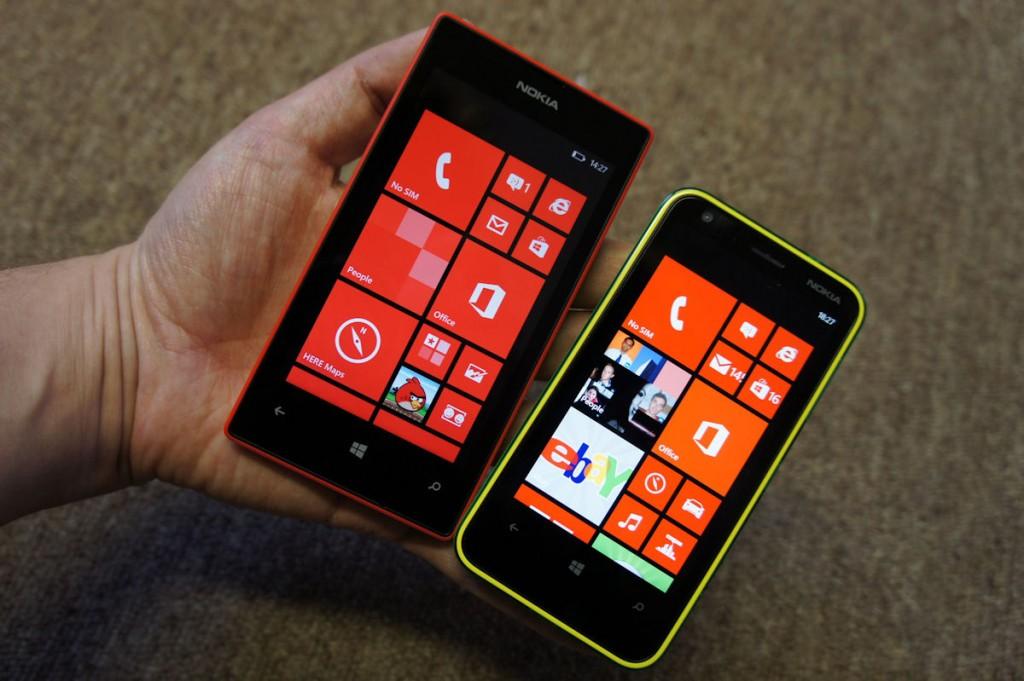 Nokia Lumia 520- 620