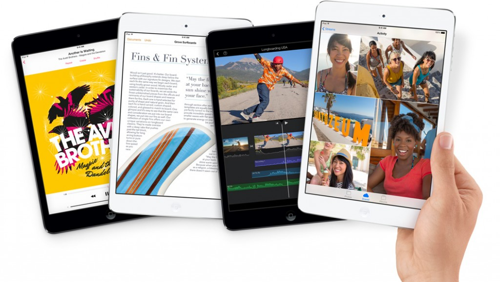 Top 5 Tablets Of 2013 For Enterprise: Apple iPad Mini with Retina Display