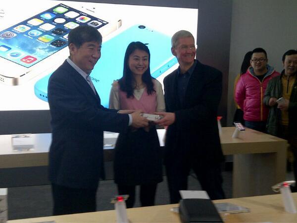 Apple china mobile collaboration