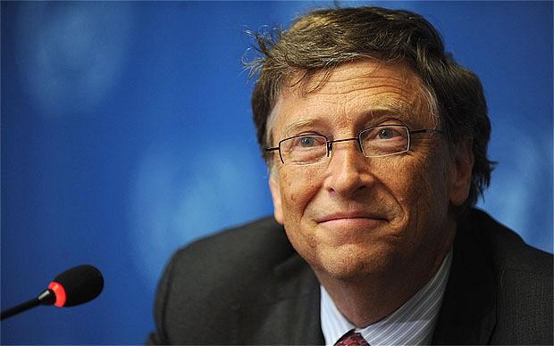 Bill Gates The Next Microsoft CEO ?