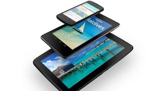 New Nexus Devices