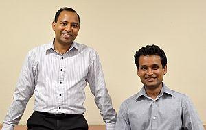 OurHealthMate Founders: Akash Kumar & Abhinav Krishna