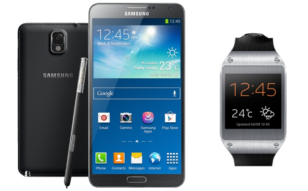Samsung-Galaxy-Note-3-and-Galaxy-Gear