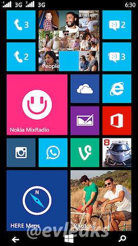 Windows Phone 8.1 Dual SIM