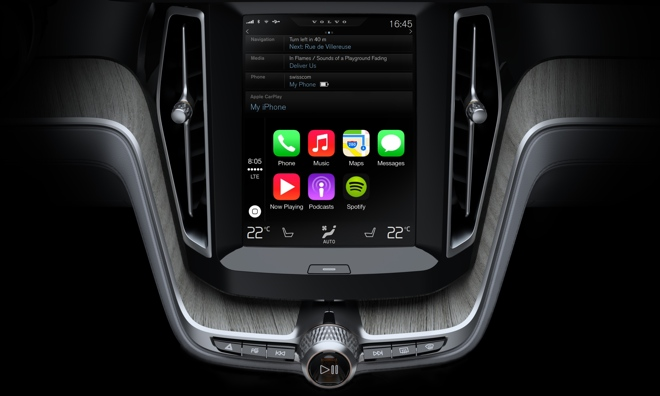 Apple CarPlay in iOS 7.1