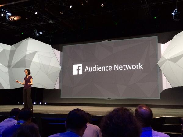 Facebook Launching Audience Network - Mobile Ad Network