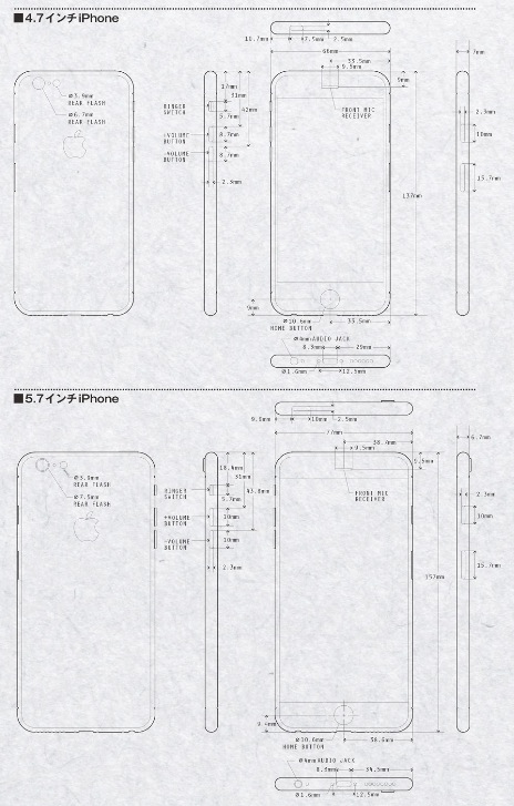 iPhone 6C with 5.7-inch Screen