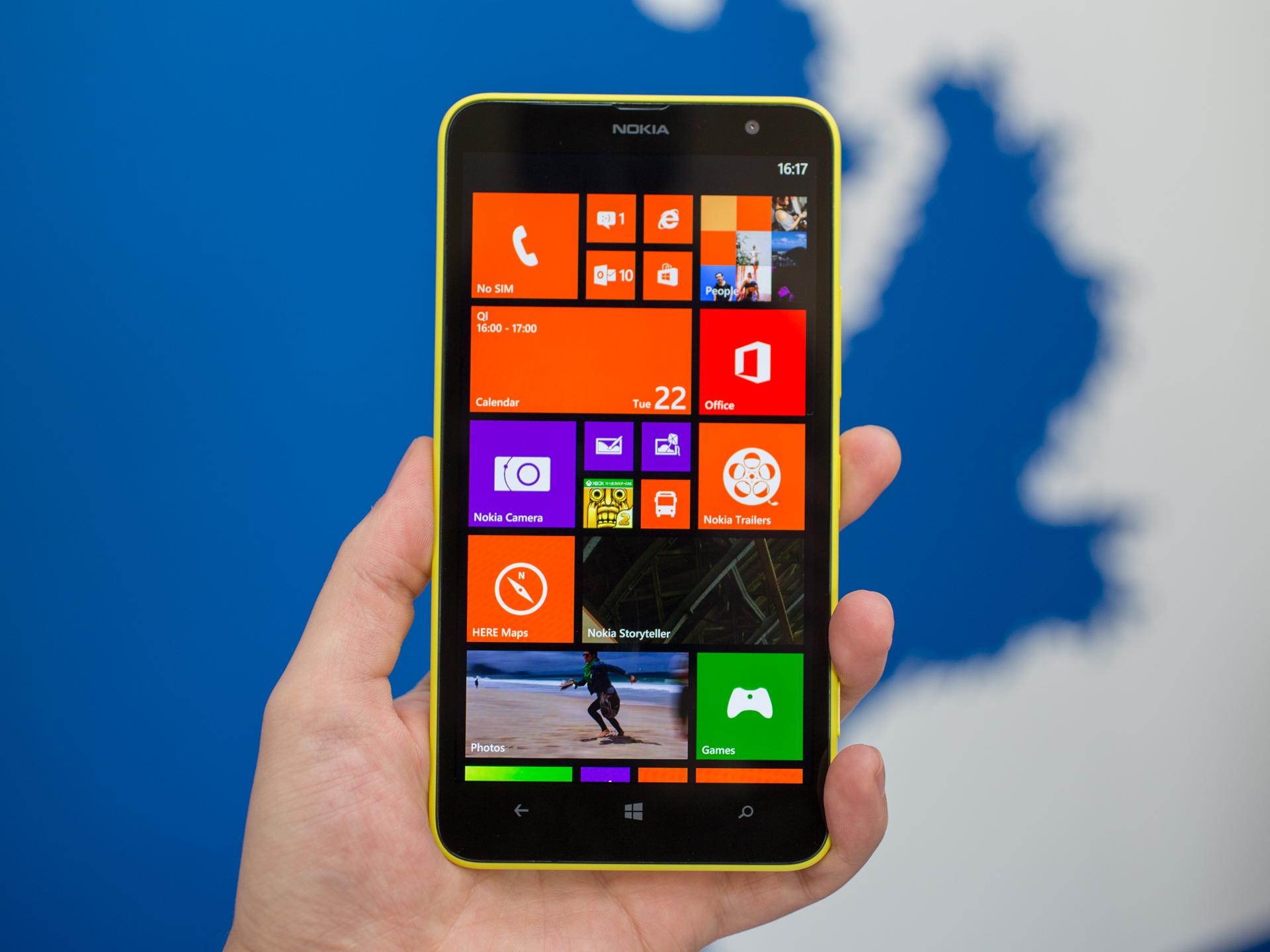 Nokia 1520 Tops The List Of Best 5